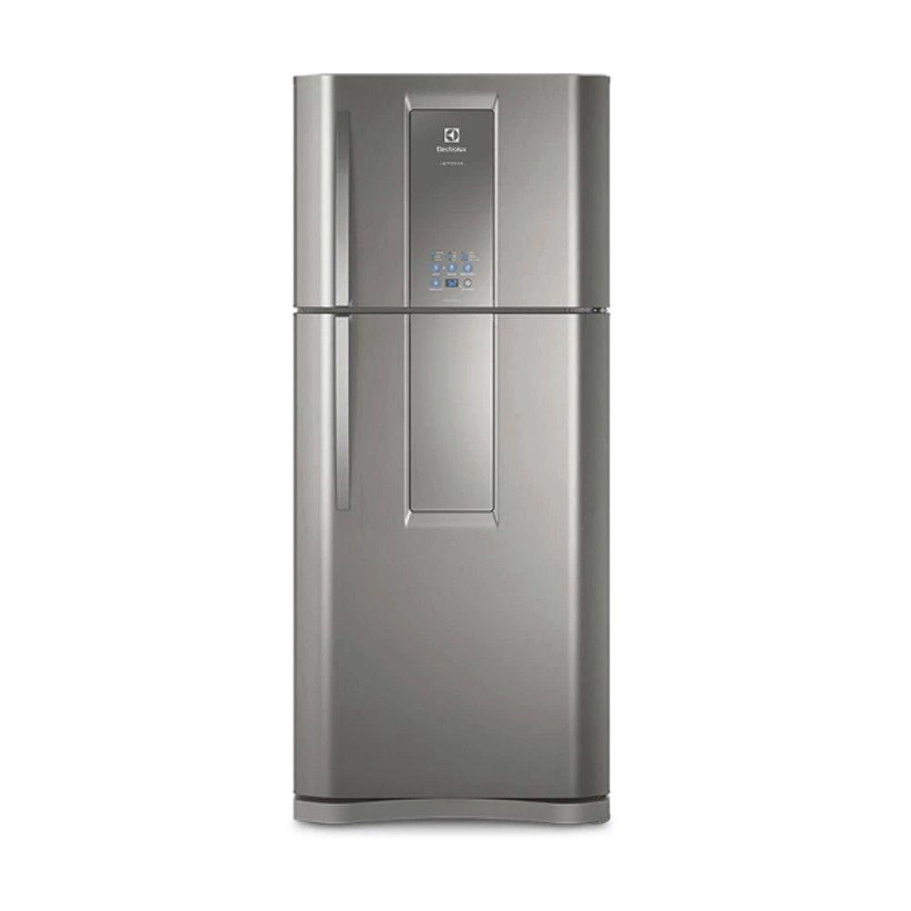 Refrigerador Electrolux Infinity Df82x Frost Free 553 Litros Inox 110V