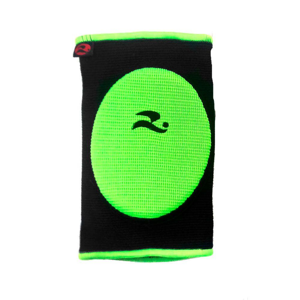 Cotoveleira Futsal Infantil Verde Rx0225v - Realtex