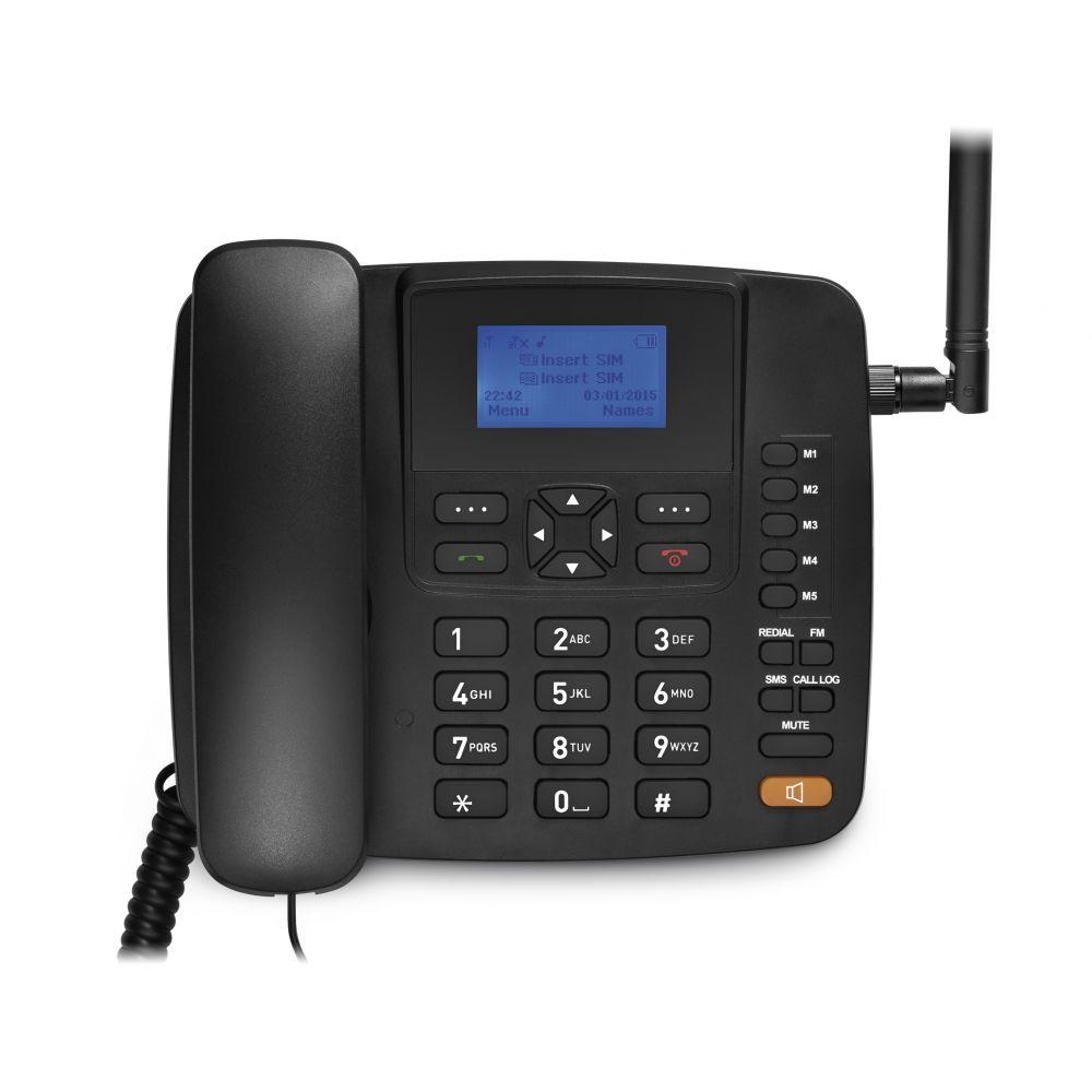 Telefone Celular Rural Quadriband 2G DualSim Multilaser