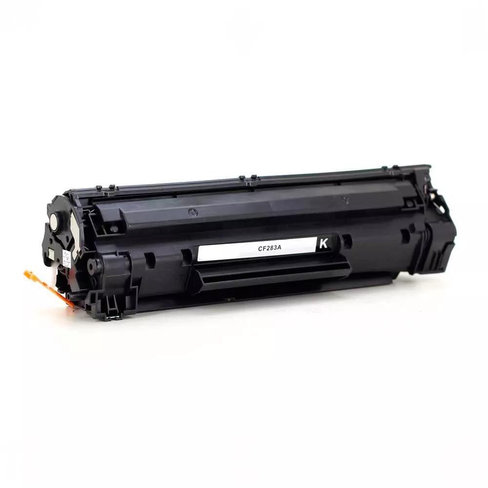Kit 2 Toners para HP CF283A M127FN M125 M201 M225 CompatívelChinamate