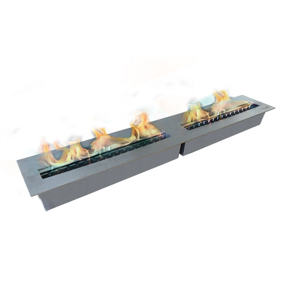Lareira Ecológica Queimador Slim 100 Firelli (regulagem De Chama)