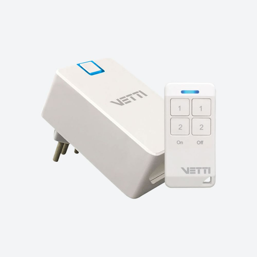 Kit Smart Plug On/Off Com Controle 10a Vetti Bivolt