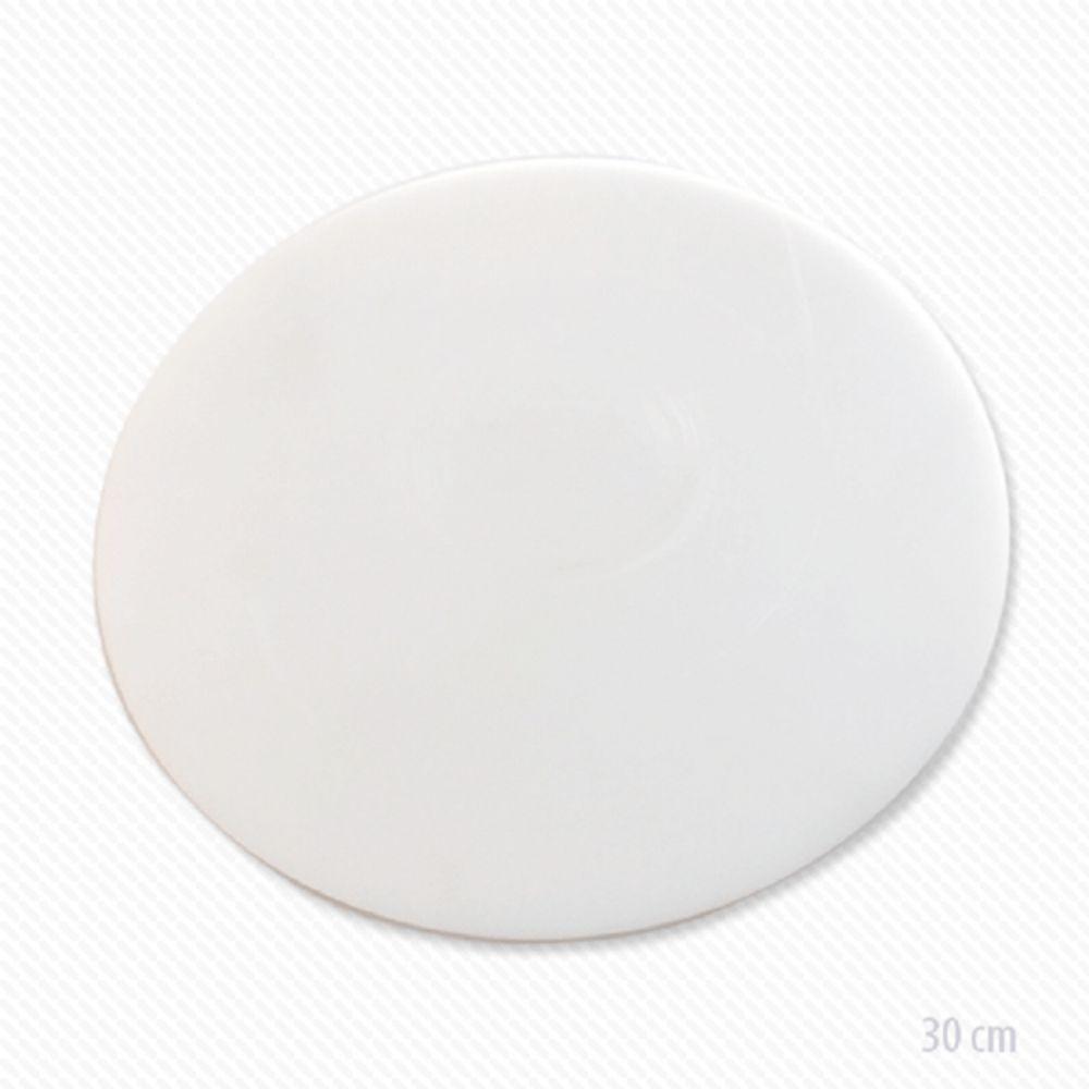 Tabua De Polietileno Redonda - Pizza 35cm