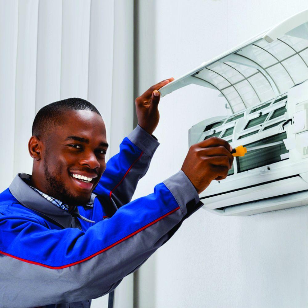Serviço de Instalação de Ar Condicionado Split Hi Wall 7000BTU 12000BTU