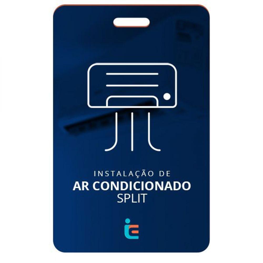 Instalação Ar Condicionado Piso Teto de 20 a 30000 BTU IEX