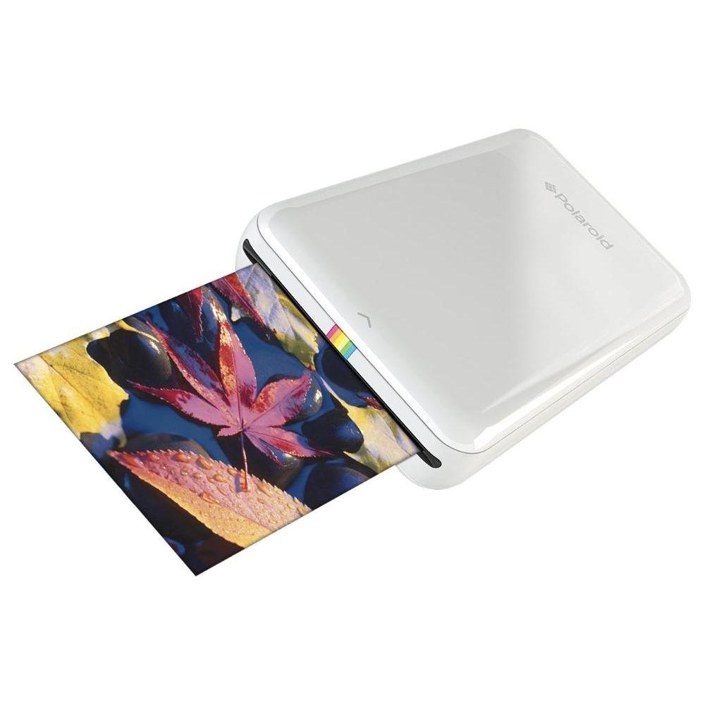 Impressora Fotográfica Portátil Polaroid Zip Mobile Branco