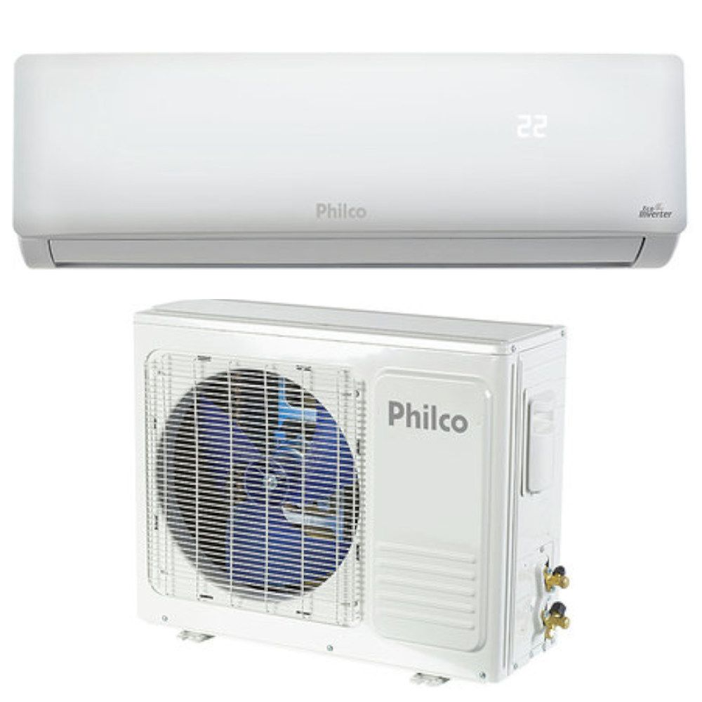 Ar Condicionado Split Inverter High Wall 9000 BTUs Philco Frio 220V PAC9000IFM9