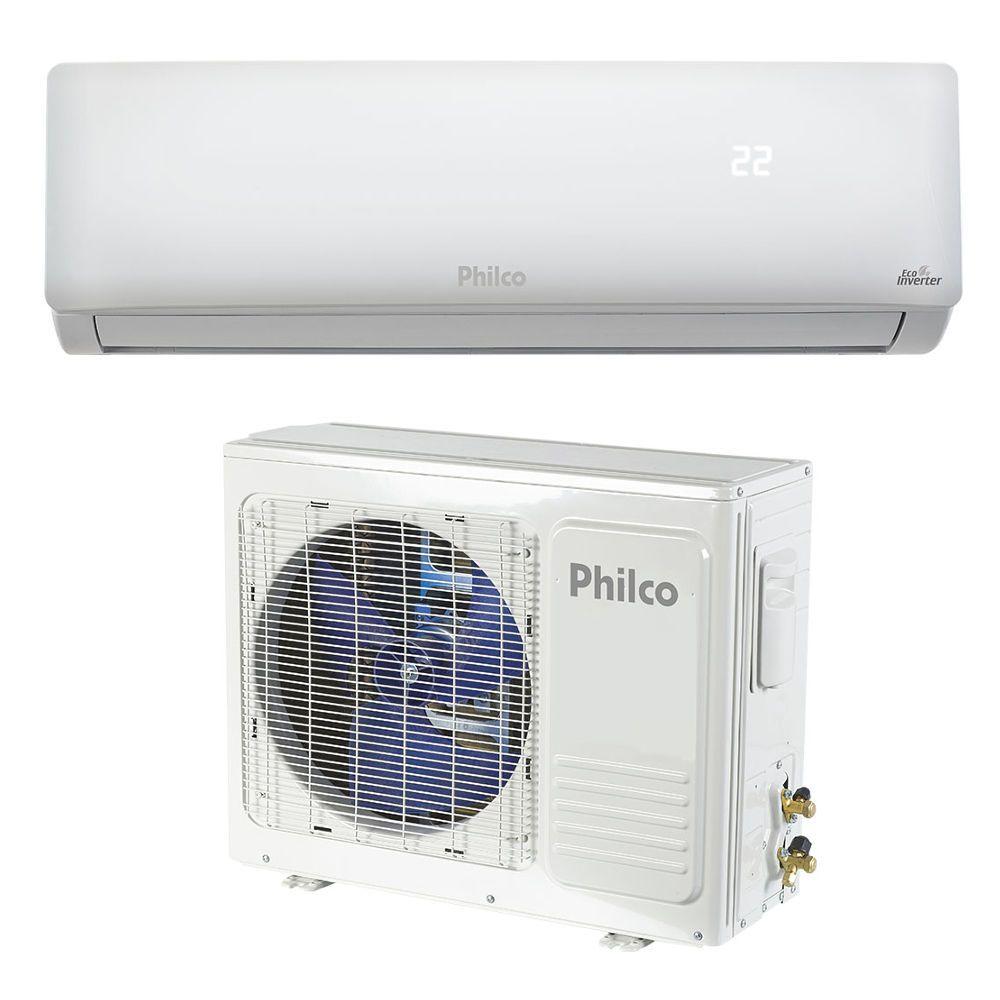 Ar Condicionado Split Inverter Philco PAC18000IFM9 18000 BTUs Frio Branco 220V