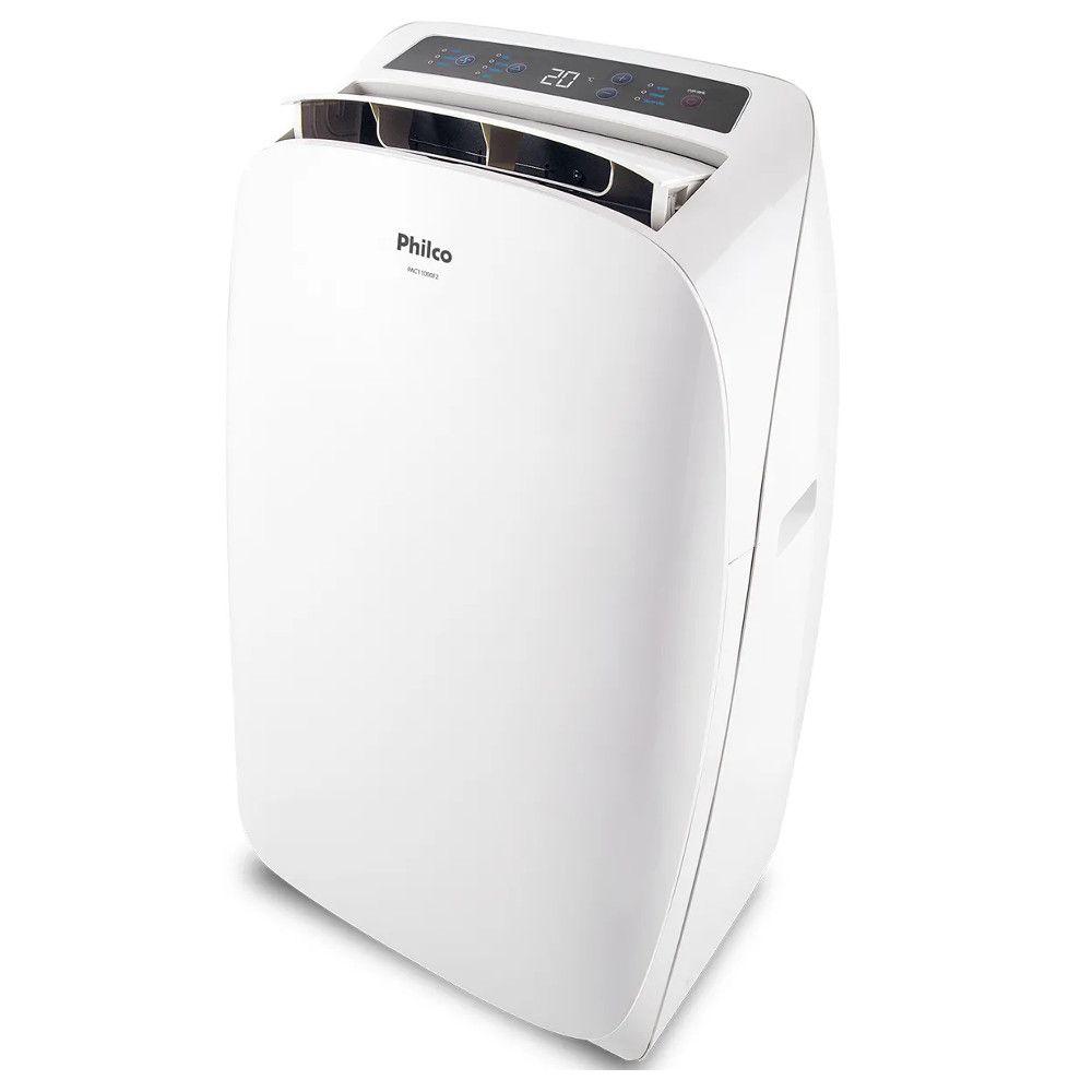 Ar Condicionado Portátil Philco PAC11000F2 Frio 11000BTU's Branco 220V