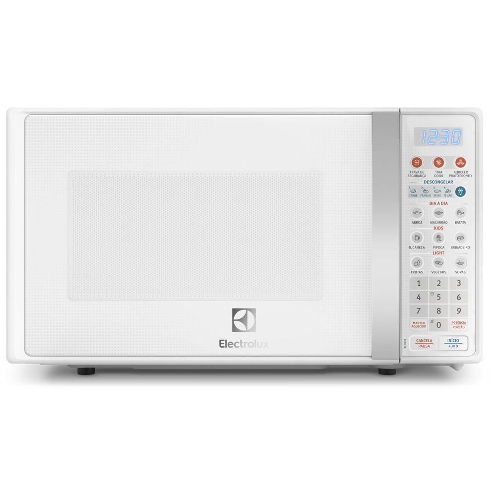 Microondas Electrolux MTO30 20 Litros Branco