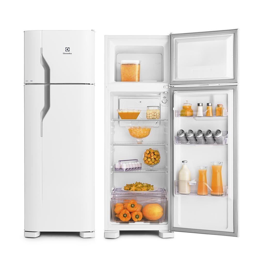 Refrigerador Electrolux Duplex 260L Branco DC35A